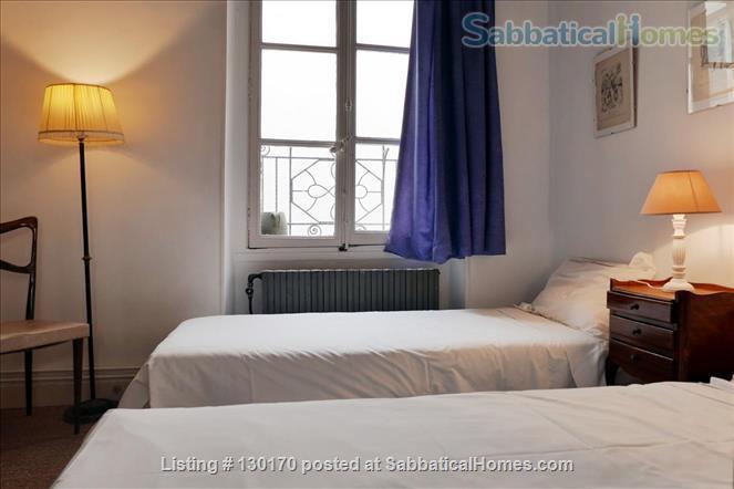 Unique apt for 6 - Center Le Marais. Home Rental in Paris, Île-de-France, France 6