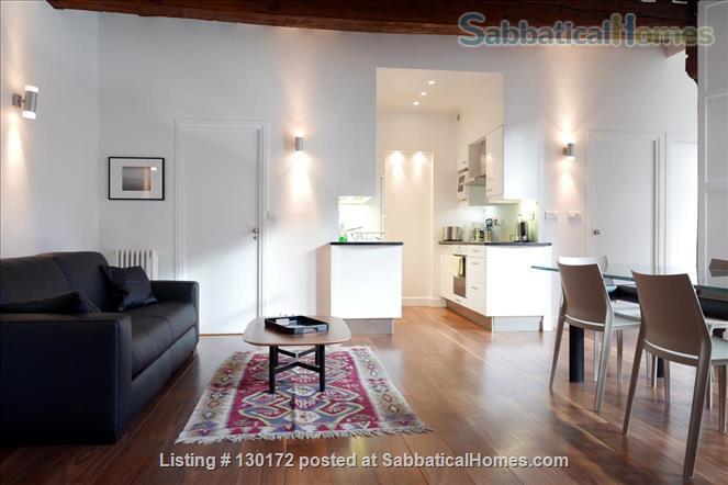 Unique apt for 6 - Great place in Le Marais. Home Rental in Paris, Île-de-France, France 4
