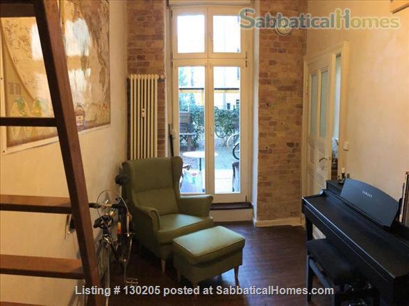 Historical Centre of Berlin, €500/week or €1700/month Home Exchange in Berlin, Berlin, Germany 6