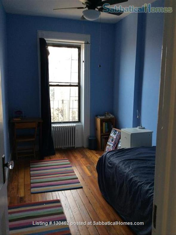 Park Slope Townhouse by Prospect Park Home Exchange in Park Slope, New York, United States 7