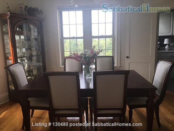 Sunny & Secure 1 Bedroom with Dining Room and Study, Furnished Sublet, Harvard Square/Cambridge Common, Steps to Redline Home Rental in Cambridge, Massachusetts, United States 2