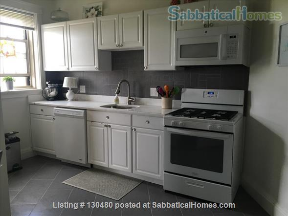Sunny & Secure 1 Bedroom with Dining Room and Study, Furnished Sublet, Harvard Square/Cambridge Common, Steps to Redline Home Rental in Cambridge, Massachusetts, United States 3