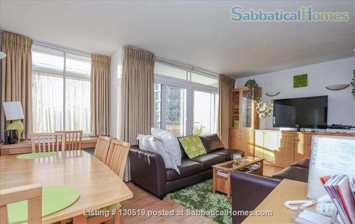 2BR/1.5 BATH West-End Apartment with BALCONY overlooking Soho + Covent Garden by Oxford Street W1 | Theatreland  | At intersection with Bloomsbury & Fitzrovia. |  Optional BILLS inclusive/exclusive inc FREE Wifi | 3 Tube lines right outside Home Rental in Greater London, England, United Kingdom 1