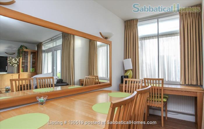 2BR/1.5 BATH West-End Apartment with BALCONY overlooking Soho + Covent Garden by Oxford Street W1 | Theatreland  | At intersection with Bloomsbury & Fitzrovia. |  Optional BILLS inclusive/exclusive inc FREE Wifi | 3 Tube lines right outside Home Rental in Greater London, England, United Kingdom 3