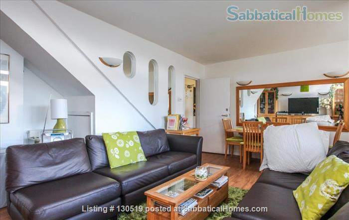 2BR/1.5 BATH West-End Apartment with BALCONY overlooking Soho + Covent Garden by Oxford Street W1 | Theatreland  | At intersection with Bloomsbury & Fitzrovia. |  Optional BILLS inclusive/exclusive inc FREE Wifi | 3 Tube lines right outside Home Rental in Greater London, England, United Kingdom 4