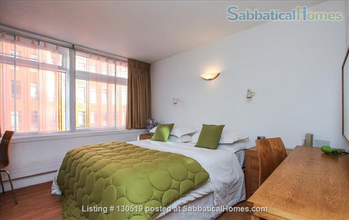 2BR/1.5 BATH West-End Apartment with BALCONY overlooking Soho + Covent Garden by Oxford Street W1 | Theatreland  | At intersection with Bloomsbury & Fitzrovia. |  Optional BILLS inclusive/exclusive inc FREE Wifi | 3 Tube lines right outside Home Rental in Greater London, England, United Kingdom 5