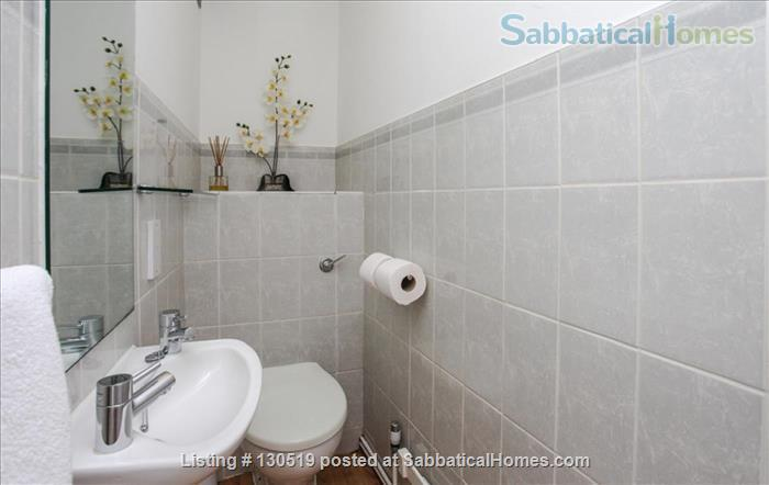 2BR/1.5 BATH West-End Apartment with BALCONY overlooking Soho + Covent Garden by Oxford Street W1 | Theatreland  | At intersection with Bloomsbury & Fitzrovia. |  Optional BILLS inclusive/exclusive inc FREE Wifi | 3 Tube lines right outside Home Rental in Greater London, England, United Kingdom 8