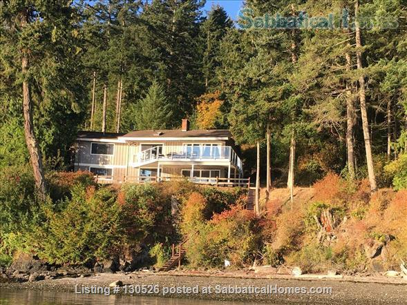 University of Victoria, BC  Waterfront Apartment to Lease Home Rental in Sidney, British Columbia, Canada 0