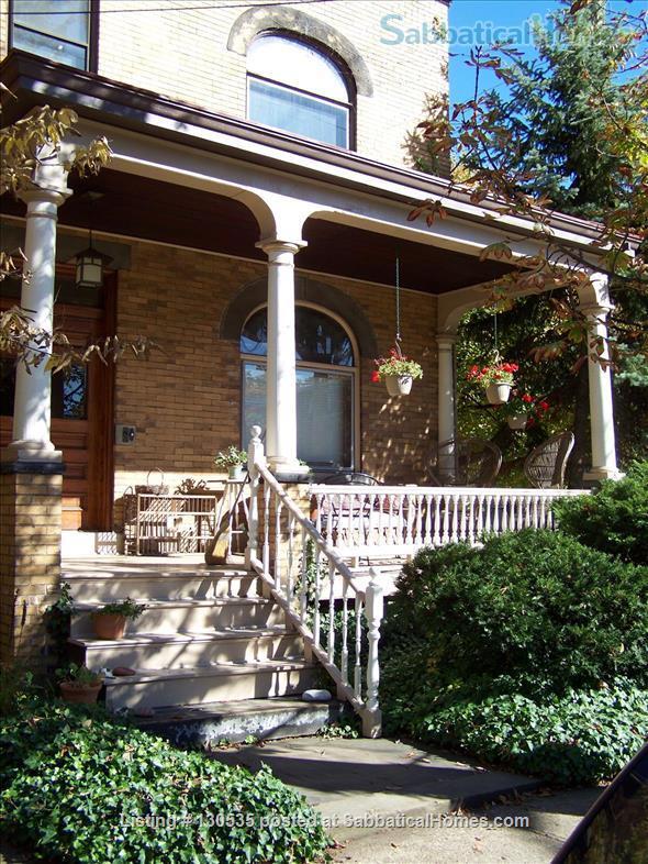 IVY STREET TREASURE-SHADYSIDE VICTORIAN Home Rental in Pittsburgh, Pennsylvania, United States 0