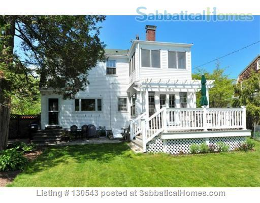 Colonial home for rent with free parking  Home Rental in Cambridge, Massachusetts, United States 0