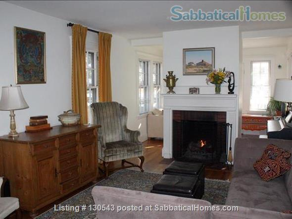 Colonial home for rent with free parking  Home Rental in Cambridge, Massachusetts, United States 2