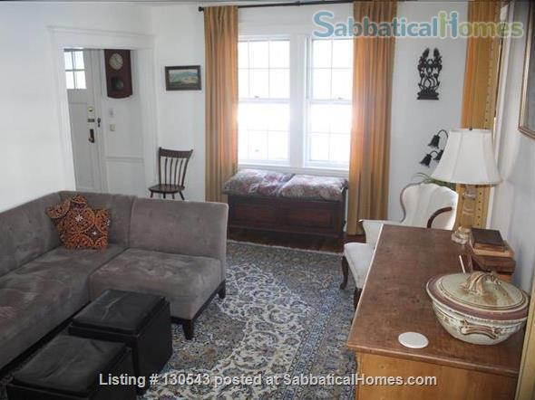 Colonial home for rent with free parking  Home Rental in Cambridge, Massachusetts, United States 3