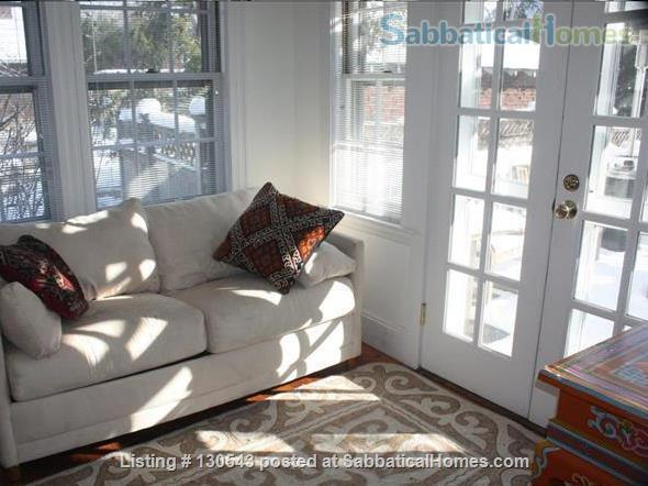Colonial home for rent with free parking  Home Rental in Cambridge, Massachusetts, United States 4