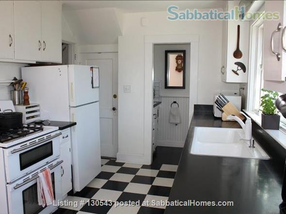 Colonial home for rent with free parking  Home Rental in Cambridge, Massachusetts, United States 7