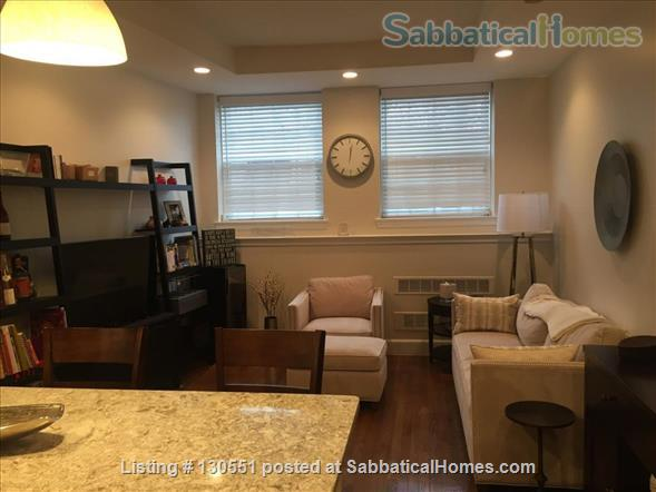 Furnished, convenient condo in Boston's Beacon Hill neighborhood Home Rental in Boston, Massachusetts, United States 1