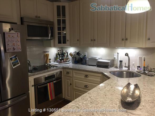 Furnished, convenient condo in Boston's Beacon Hill neighborhood Home Rental in Boston, Massachusetts, United States 0