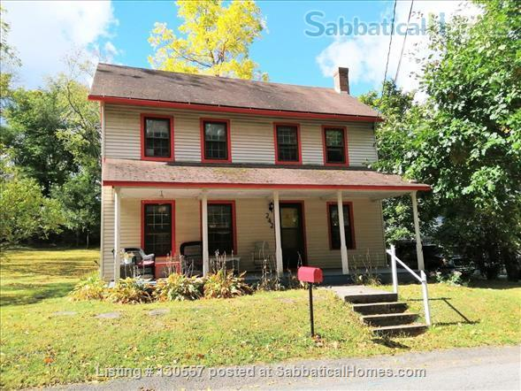 Family house in Historic Boalsburg close to Penn State (3 bedroom) Home Rental in Boalsburg, Pennsylvania, United States 1