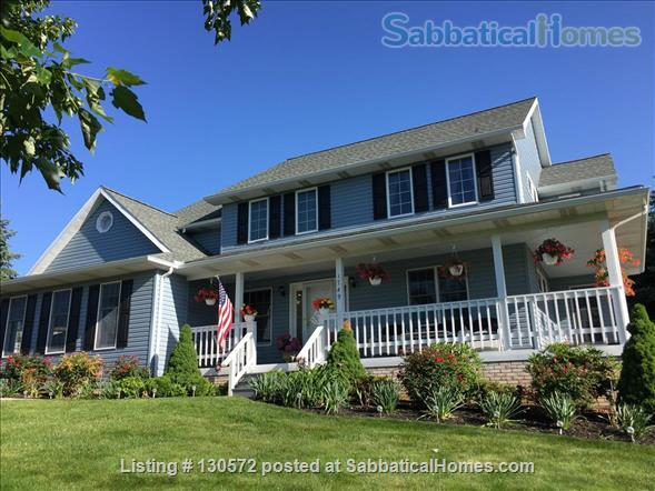 Great 4-BR & 3.5-Bath Home for Family in Desirable Neighborhood Home Rental in State College, Pennsylvania, United States 1