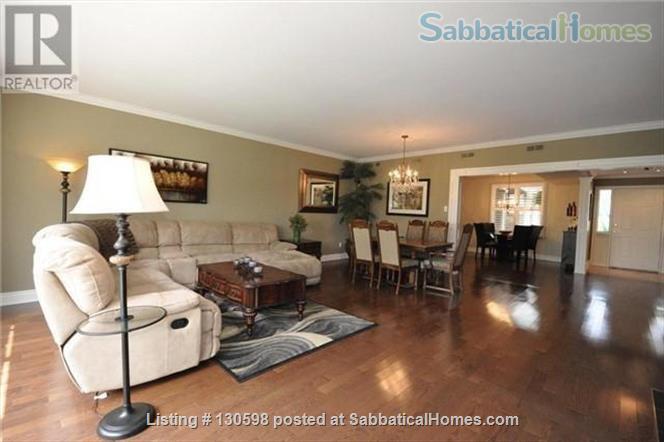 Beacon Hall Golf Course Home, Aurora, Toronto GTA Home Rental in Aurora, Ontario, Canada 2