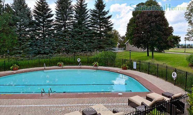 Beacon Hall Golf Course Home, Aurora, Toronto GTA Home Rental in Aurora, Ontario, Canada 8