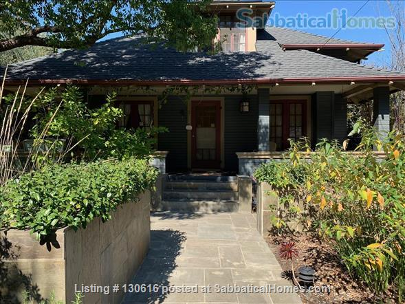 Not available until we're past the COVID crisis: My Lovely Pasadena Craftsman home (Sorry, no children) Home Rental in Pasadena, California, United States 1