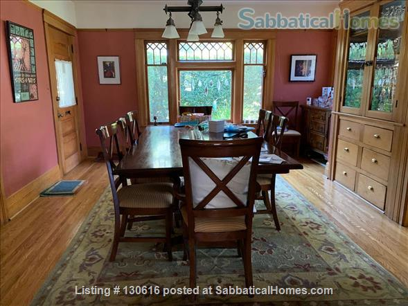 Not available until we're past the COVID crisis: My Lovely Pasadena Craftsman home (Sorry, no children) Home Rental in Pasadena, California, United States 0