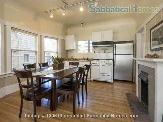 Sunny N. Berkeley 1 bed furnished apartment, short walk to CAL & BART Home Rental in Berkeley 3