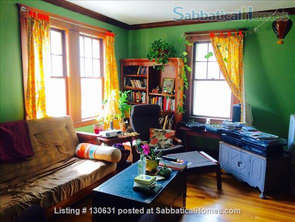 FULLY FURNISHED, SUNNY, SPACIOUS 2BR BOSTON APARTMENT   Home Rental in Boston, Massachusetts, United States 2