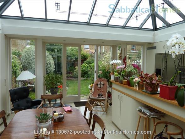 comfortable room in pleasant quiet house Home Rental in London, England, United Kingdom 1