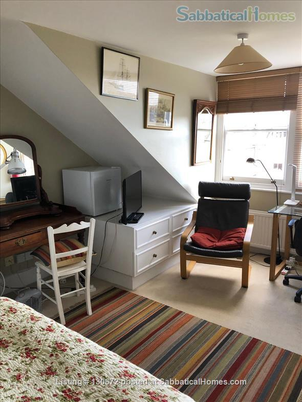 comfortable room in pleasant quiet house Home Rental in London, England, United Kingdom 2
