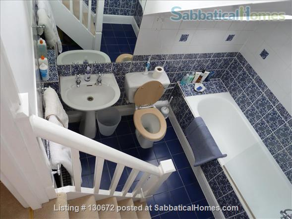 comfortable room in pleasant quiet house Home Rental in London, England, United Kingdom 3