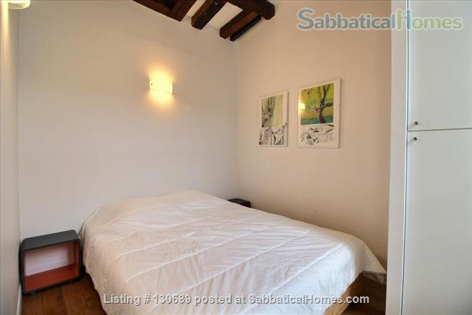 Charming 1 bedroom apartment in Latin Quarter 200 yards from Notre Dame Home Rental in Paris, Île-de-France, France 6