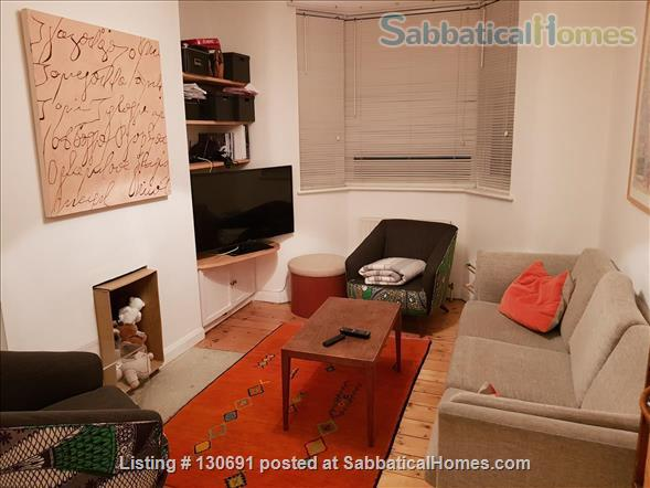 Beautiful 3bed north-east London Aug 2020 Home Rental in London, England, United Kingdom 1