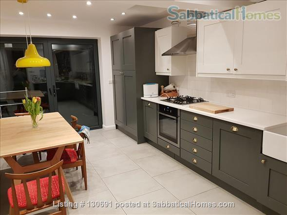 Beautiful 3bed north-east London Aug 2020 Home Rental in London, England, United Kingdom 0