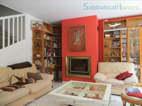 RENT  :  2000 €   (Month)       550 € - 650 €  weekly  Home Exchange in Gif-sur-Yvette, Île-de-France, France 2