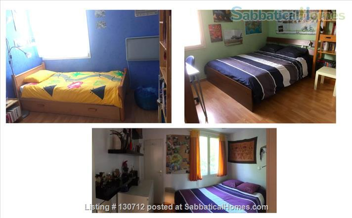 RENT  :  2000 €   (Month)       550 € - 650 €  weekly  Home Rental in Gif-sur-Yvette, Île-de-France, France 6