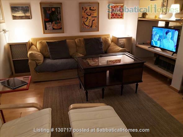 Studio for rent in San Lorenzo, Rome Home Rental in Rome, Lazio, Italy 1