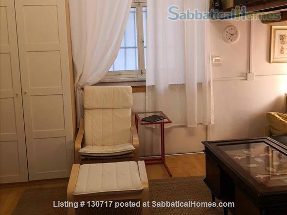 Studio for rent in San Lorenzo, Rome Home Rental in Rome, Lazio, Italy 0