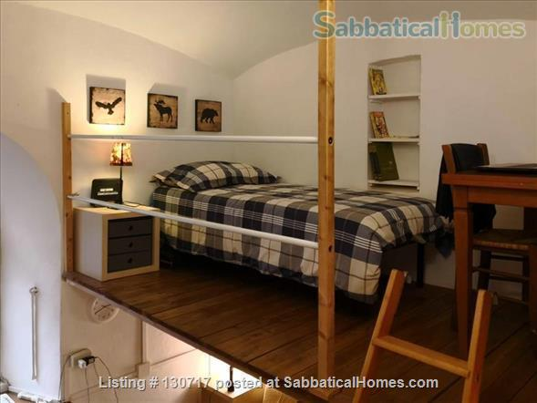 Studio for rent in San Lorenzo, Rome Home Rental in Rome, Lazio, Italy 3