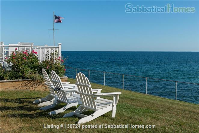 Furnished, Oceanfront/Beachfront 3-bedroom,2-bathroom home  Home Rental in Marblehead, Massachusetts, United States 0