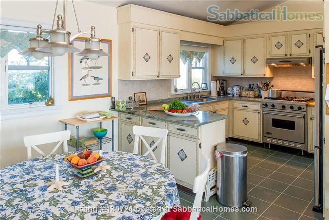 Furnished, Oceanfront/Beachfront 3-bedroom,2-bathroom home  Home Rental in Marblehead, Massachusetts, United States 2