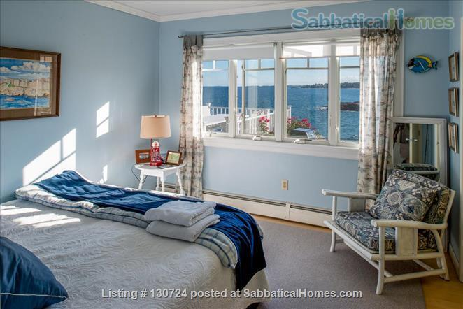 Furnished, Oceanfront/Beachfront 3-bedroom,2-bathroom home  Home Rental in Marblehead, Massachusetts, United States 3