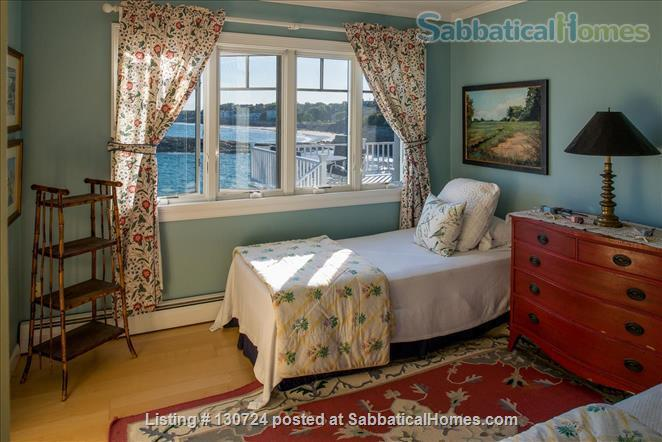 Furnished, Oceanfront/Beachfront 3-bedroom,2-bathroom home  Home Rental in Marblehead, Massachusetts, United States 4