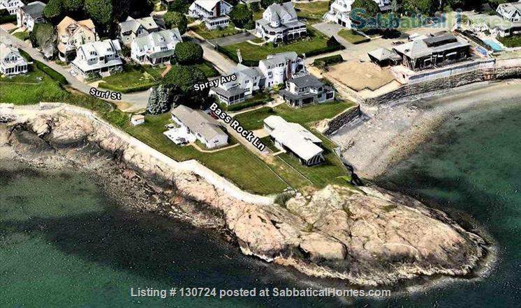 Furnished, Oceanfront/Beachfront 3-bedroom,2-bathroom home  Home Rental in Marblehead, Massachusetts, United States 6