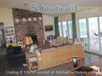 Furnished, Oceanfront/Beachfront 3-bedroom,2-bathroom home  Home Rental in Marblehead, Massachusetts, United States 7