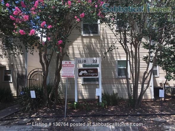 Cozy West Campus Cottage 1bdr/1ba (utilities included) Home Exchange in Austin, Texas, United States 1