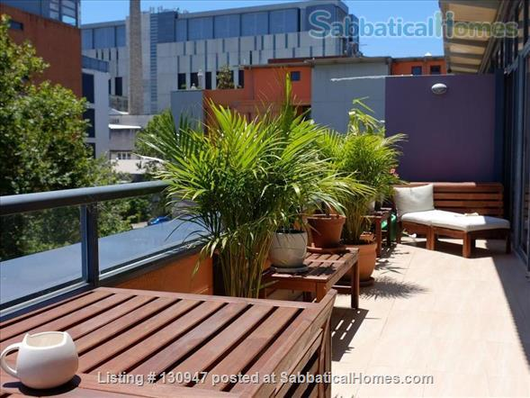 Sunny Apartement walking distance to Sydney University, UTS, and  RPAH Home Exchange in Newtown, NSW, Australia 1