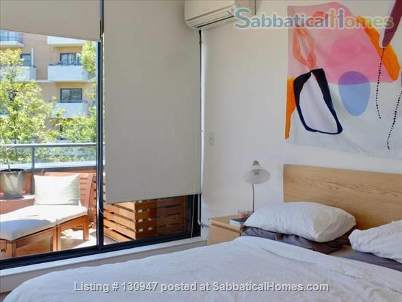 Sunny Apartement walking distance to Sydney University, UTS, and  RPAH Home Exchange in Newtown, NSW, Australia 4