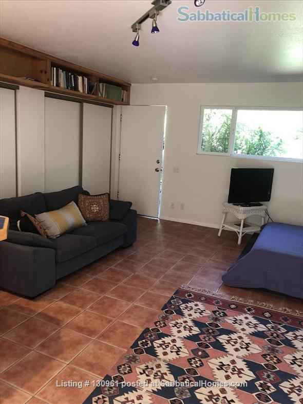Furnished studio with backyard Home Rental in Santa Barbara, California, United States 3