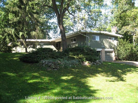 Ann Arbor 3 bedroom house available 6/1/21-8/15/21 Home Rental in Ann Arbor, Michigan, United States 1